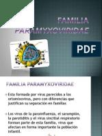 Familia Paramyxoviridae.pptx