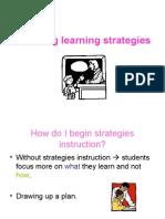 Teaching Learning Strategies