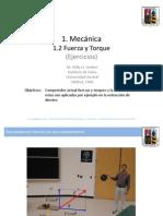 UACH Fisica en La Odontologia 1 2 Fuerza y Torque Ejercicios