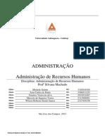ATPS_Administração de Recursos Humanos