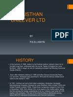 Hindusthan Unilever Ltd