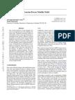 Gaussian Process Volatility Model