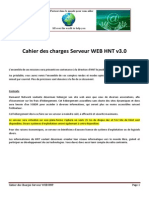 cahier des charges serveur web hnt v3 0