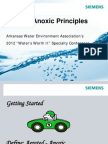 Aerated Anoxic Principles