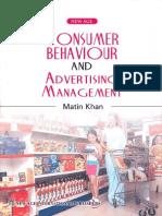 1225.Consumer Behaviour and Advertising Management