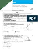 Exame 2006 - II