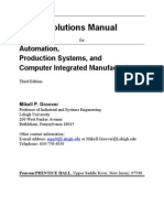 automation,prouction systems and CIM MP GROOVER CHAPTER 00 solution-Ch00