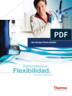 Libro Del Agua Thermo Scientific