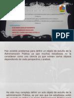Unidad 2 Disciplina y Estado Contemporaneo de La Admon Publica