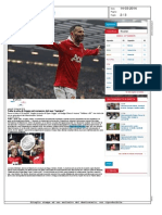 Voglio la testa di Ryan Giggs di Rodge Glass su Corriere dello Sportrsport.it 16mar14