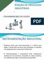 Transmissores vazão.pptx