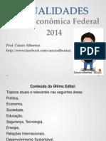 Slides CEF Atualidades Cassio Aula4