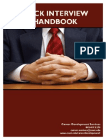 Mock Interview Handbook