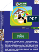 MODELO DE PLANO DE APLICAÇÃO PDDE