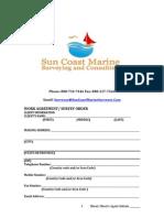 Survey Agreement FL 31714