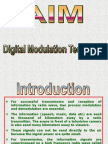 Digital Modulation Tech