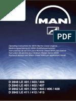 MAN 2848 LE Operation Manual