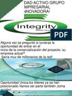 Presentation de INTEGRITY