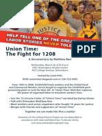 UT Uncg Invite