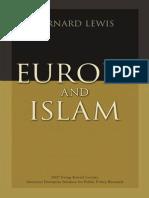 3611294 Europe and Islamdddddddddddddd