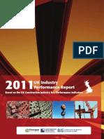 2011 UK Construction Industry KPI Report