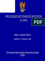 LAPAN - Profile & Capability