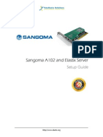 Sangoma-A102 Interfacecard Setupguide