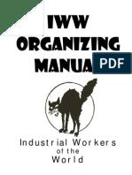 Iww Organizing Manual