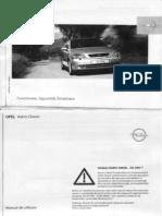 [Www.fisierulmeu.ro] Manual Utilizare Opel Astra g