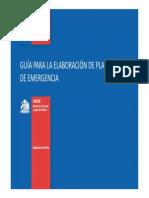 Guia Plan de Emergencia