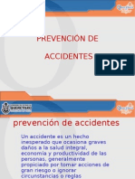 PREV. ACCIDENTES