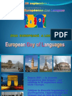 Journee Europeene Des Langues, Traian Vuia 2011