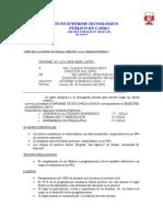 Informe de Istec Corregido