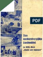 BDM-Werk - Das mecklenburgische Landmädel (1941)