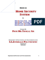 Report HomeSecurity Finalised