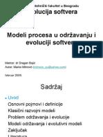 Model procesa