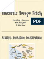 Fantastic Voyage Pitch Presentation