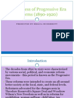 progressive era reforms powerpoint