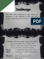 Inalimango (Visayan)