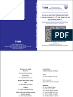 Manual de Procedimientos de Laboratorio en Tecnicas Basicas de Hematologia