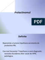 Prolactinomul