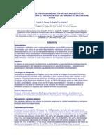 ALOSPORINAS DE TERCERA GENERACIÓN VERSUS ANTIBIÓTICOS CONVENCIONALES PARA EL TRATAMIENTO DE LA MENINGITIS BACTERIANA AGUDA