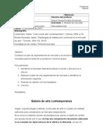 Actividad 6 - Modelo de mercado (mercadotecnia) EMPRENDIMIENTO Tecmilenio 2012