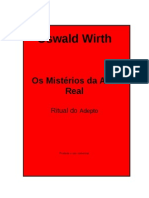 127842043 63340614 Ritual Do Adepto Oswald Wirth