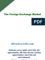 Foreign Exchanga Mkt