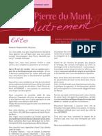 JOURNAL SAINT PIERRE AUTREMENT N°1