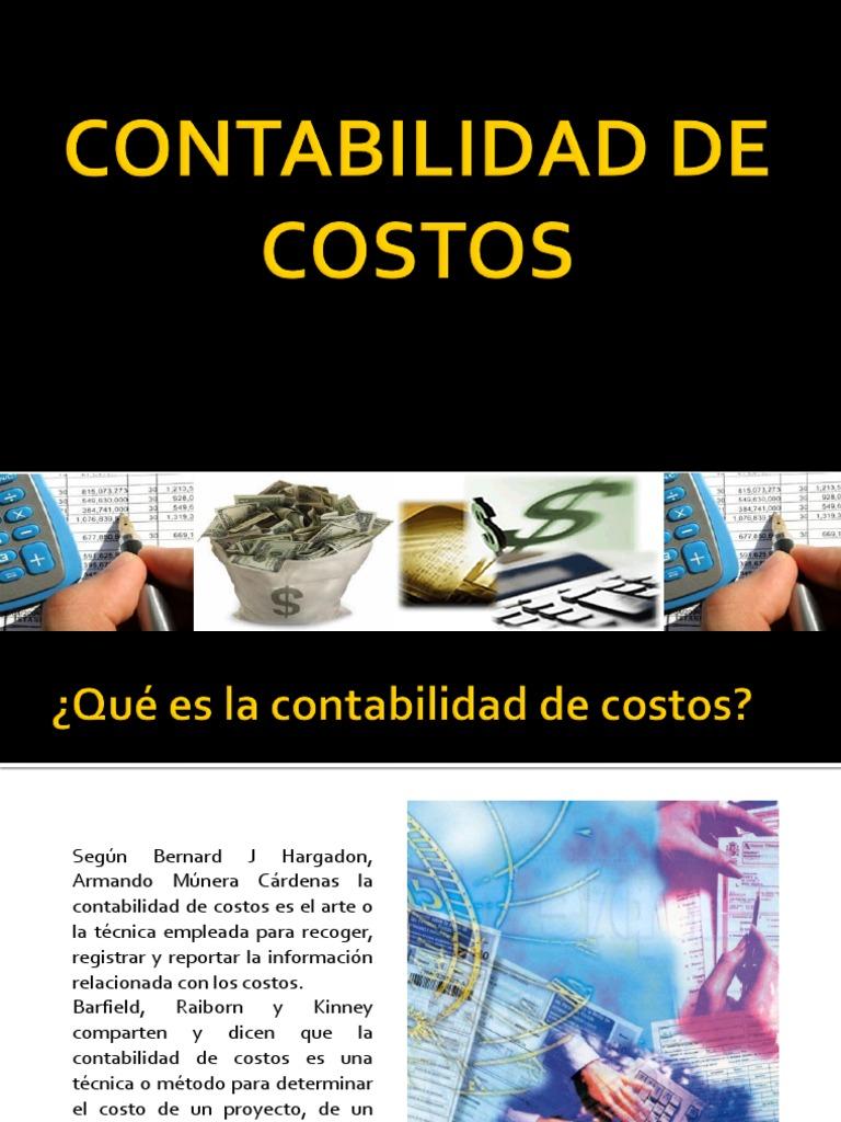 gratis libro contabilidad de costos bernard hargadon