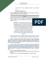 Practicas de Word2010