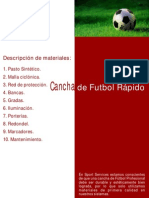 Sport Services Futbol Rapido