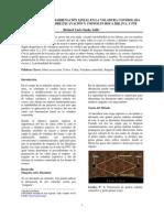 Paper- Uso de CA -As Con Barrenaci Sn Lineal en La Voladura Controlada Para Reducir Sobre Excavaci Sn y Costos en Roca IIIB, IVA, Y IVB